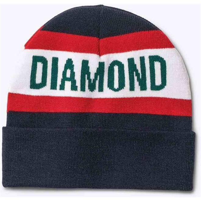 kulich DIAMOND - Diamond Crew Beanie Navy (NVY)