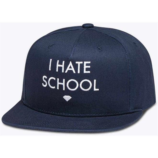kšiltovka DIAMOND - I Hate School Navy (NVY)