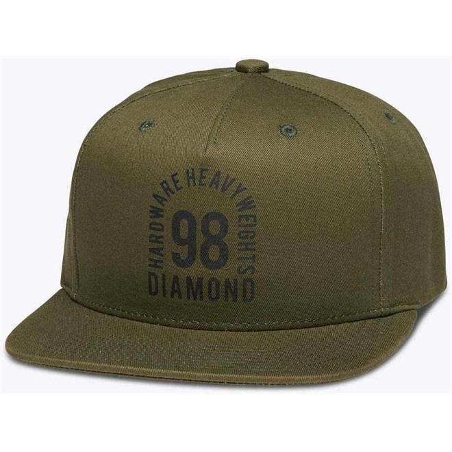 kšiltovka DIAMOND - Access Olive (OLV)