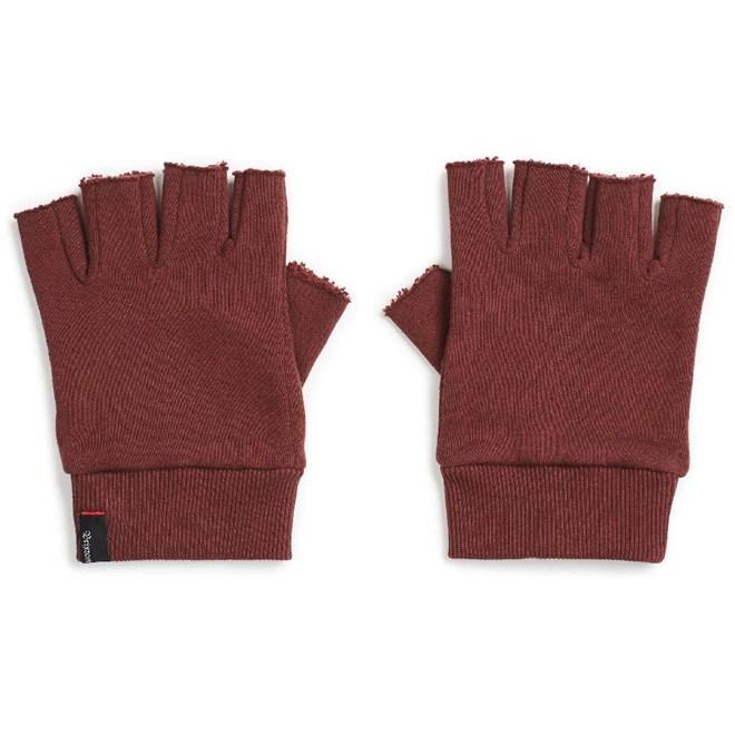 rukavice BRIXTON - Robbie Fingerless Gloves Plum (PLUM)
