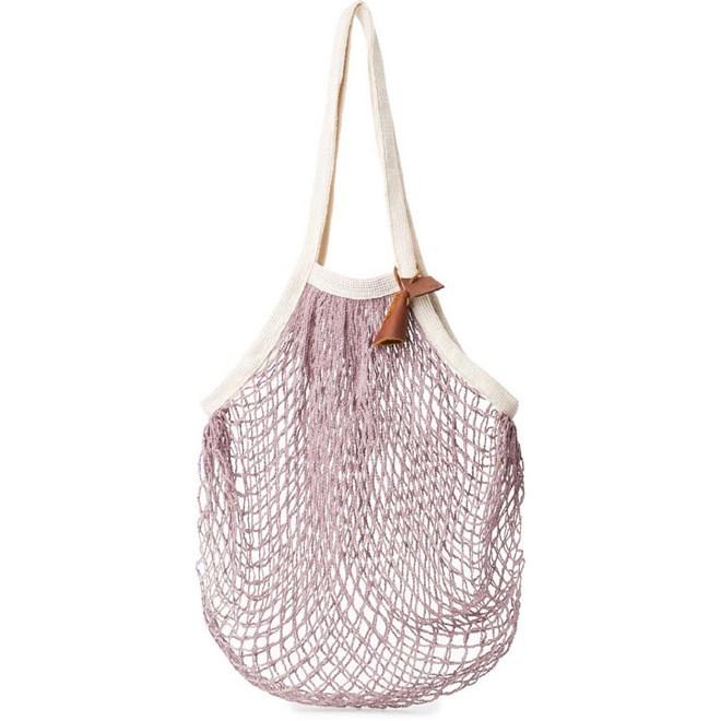 taška BRIXTON - Mercado Bag Mauve (MAUVE)