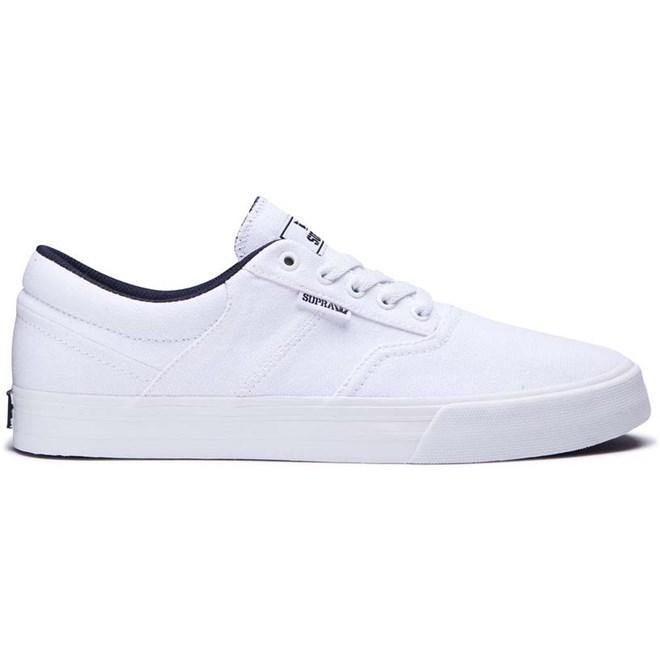 boty SUPRA - Cobalt White-White (101) velikost  45  29b050f93a