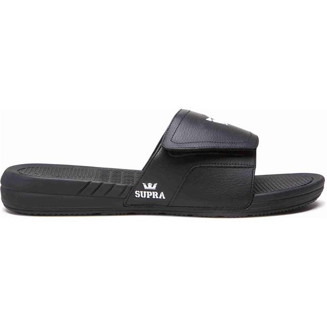 boty SUPRA - Locker Black (008)