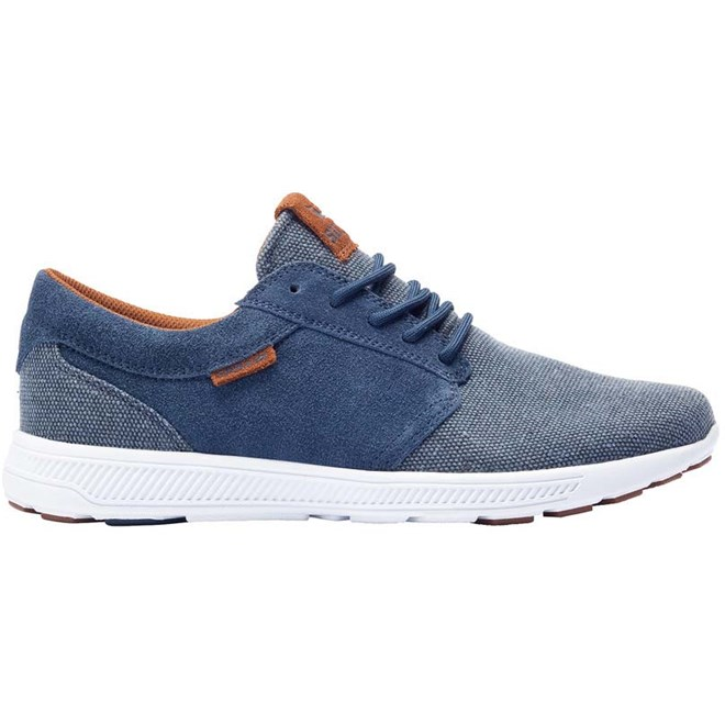 boty SUPRA - Hammer Run Nonstrtch Navy/Brown-White (409)