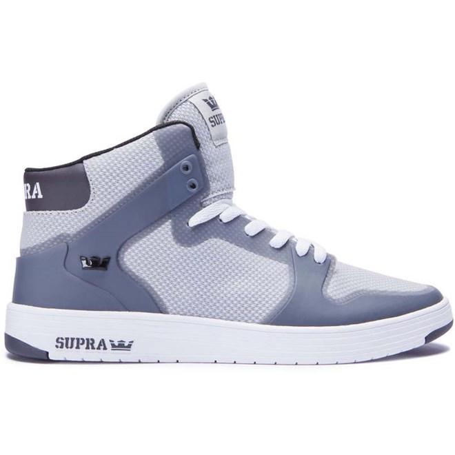 topánky SUPRA - Vaider 2.0 Grey-White (015)  66dda1cef0c