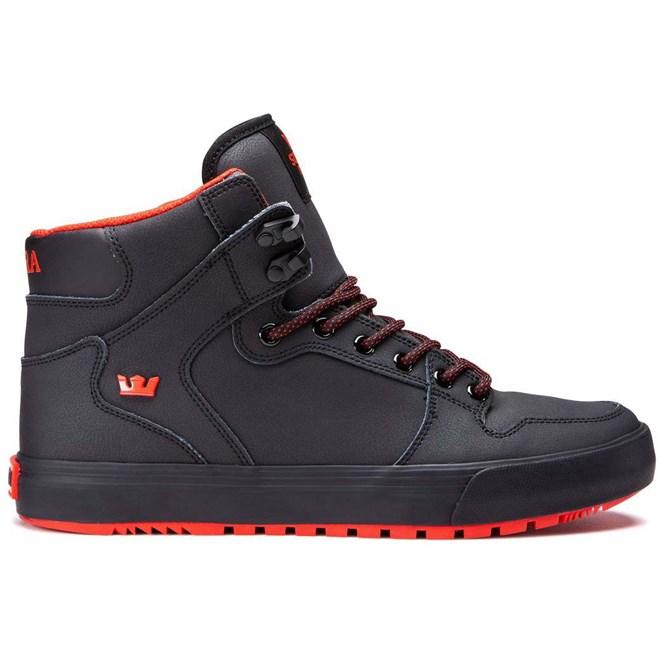 Schuhe SUPRA - Vaider Cw Black (008)
