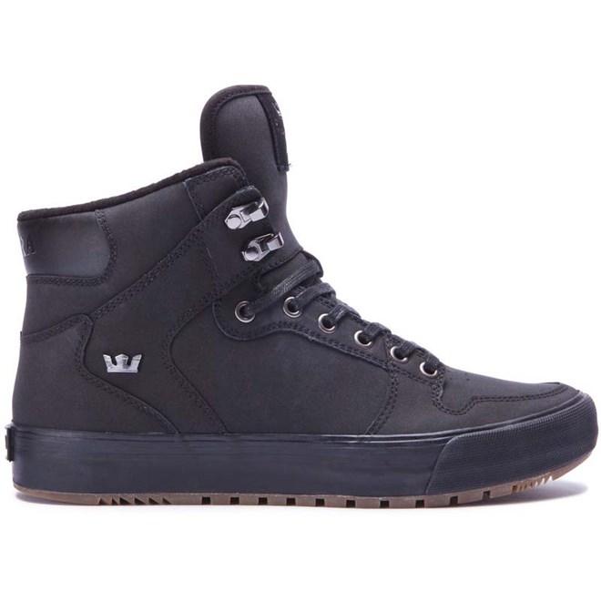 topánky SUPRA - Vaider Cw Black-Black Dark Gum (060) (060 ... c7da7e9a6b5