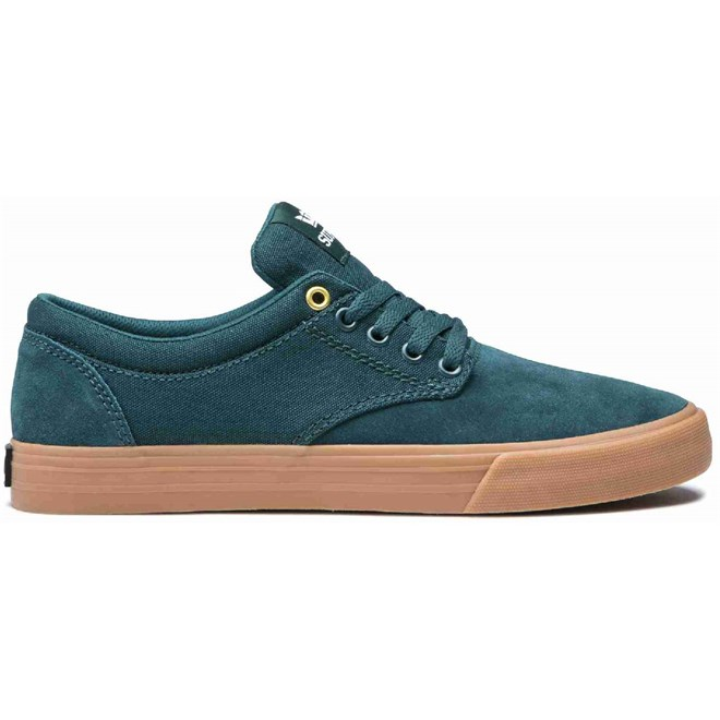 boty SUPRA - Chino Evergreen-Gum (345)