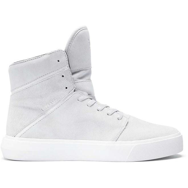 Shoes SUPRA - Camino Light Grey-Off White (LGY)