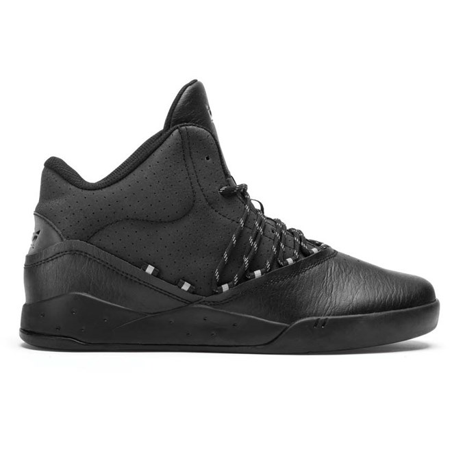 boty SUPRA - Estaban Black - Black (001)
