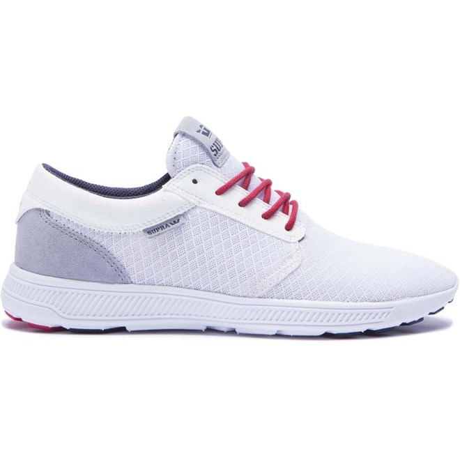 boty SUPRA - Hammer Run White/Red-White (121)