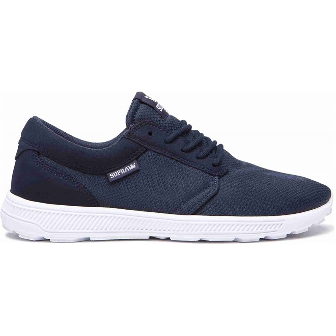 boty SUPRA - Hammer Run Navy-White-White (472)