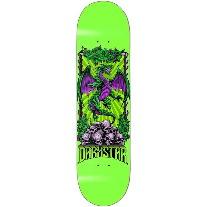 Board DARKSTAR - Levitate HYB Neon Green 7.75 (NEONGRN)