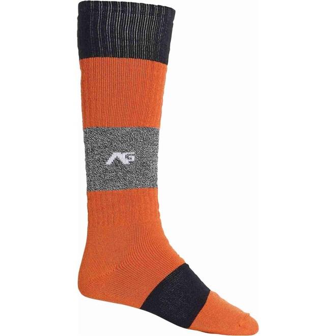 ponožky ANALOG - Rancid Sock Safety Orange (801)
