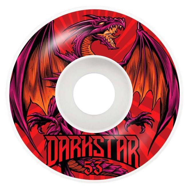 kolečka DARKSTAR - Levitate Wheel Red (RED)