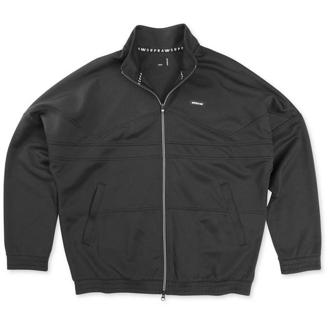 Jacket SUPRA - Innenstadtrackjacket Black (008)