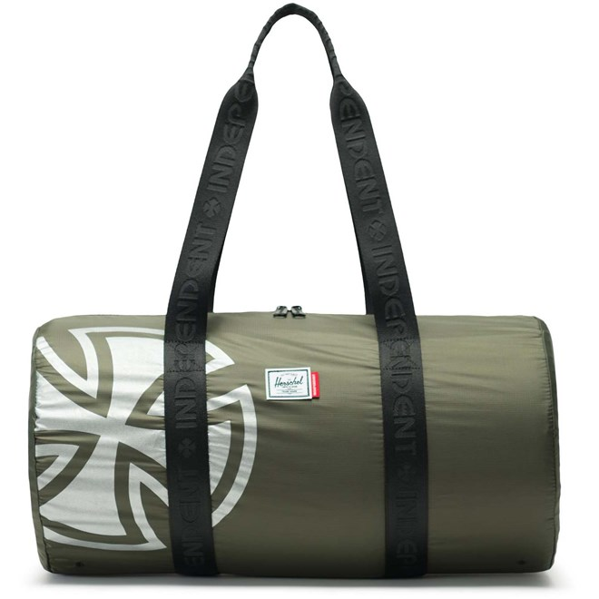 cestovní taška HERSCHEL - Packable Duffle Olive Night (02521)