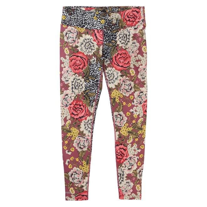 termo prádlo BURTON - Ltwt Pant Cheetah Floral (650)