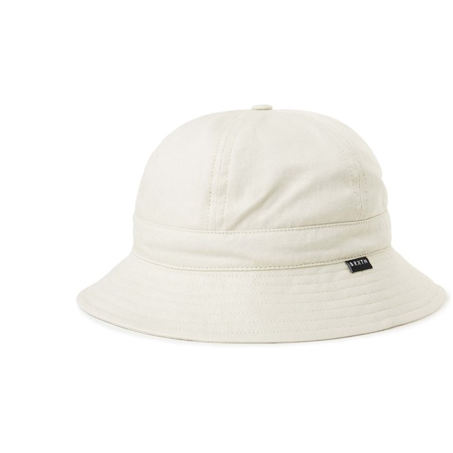 klobouk BRIXTON - Banks Ii Bucket Hat Off White (OFFWH)