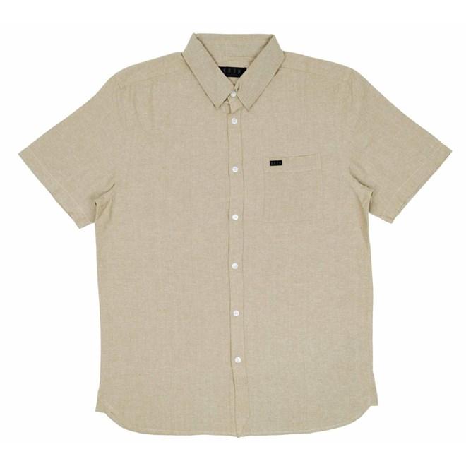 košile KREW - Matthews Old Gold (710)