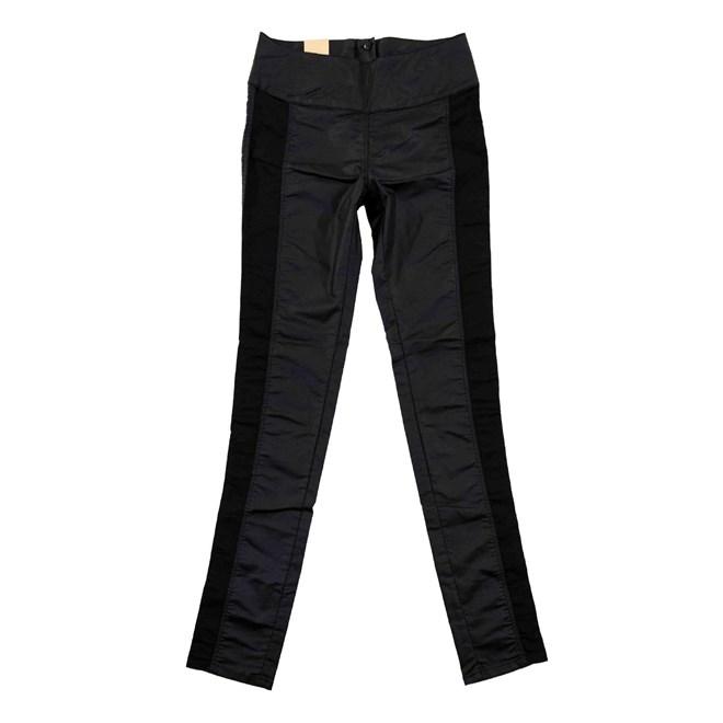 kalhoty ICHI - Hea Ilo Black (10001)