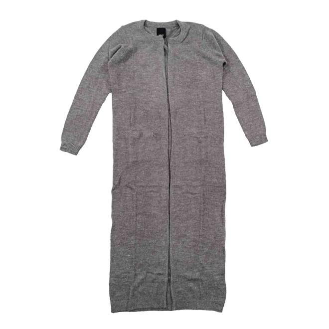svetr ICHI - Marat Lca Steel Grey Melange (10035)