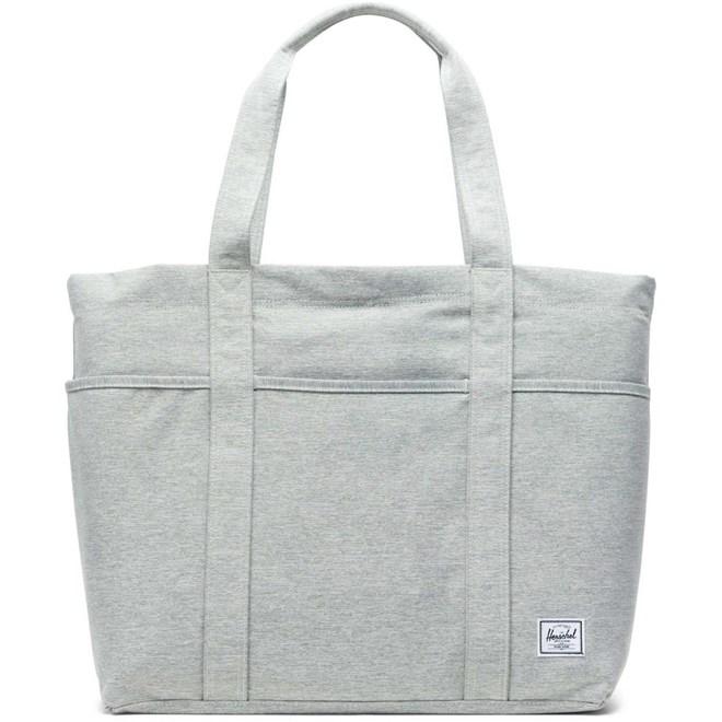 taška HERSCHEL - Terrace Light Grey Crosshatch (01866)