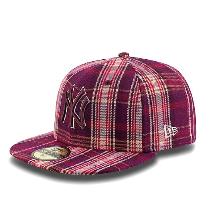 kšiltovka NEW ERA - Plaider New York Yankees (FWH1388)