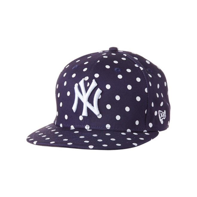 kšiltovka NEW ERA - Spotted Spring 9Fifty Neyyan Navy/Wht (NAVY WHT)