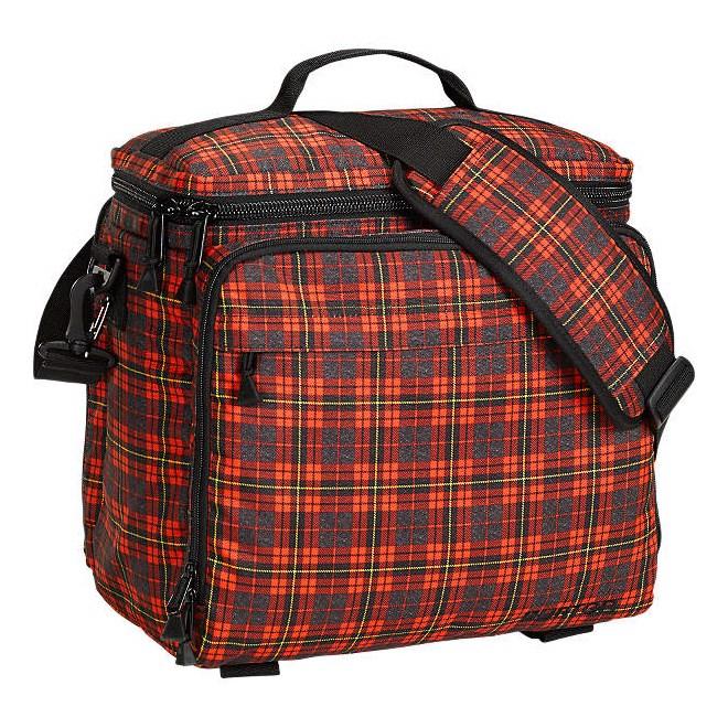 cestovní taška BURTON - Lil Buddy Hot Plaid (976)
