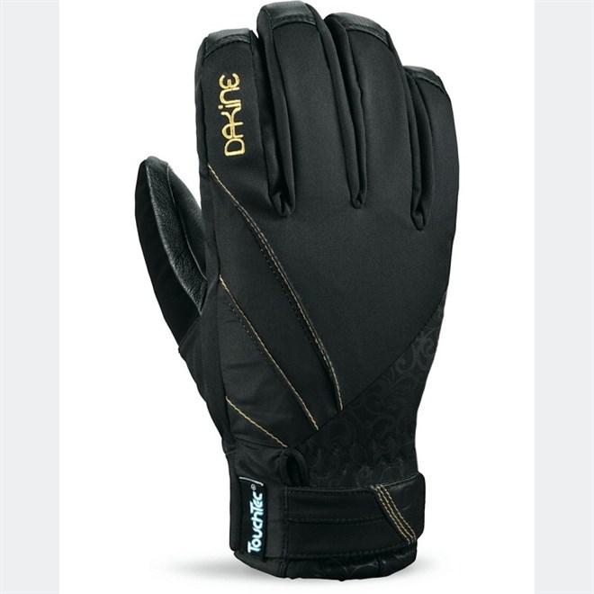 rukavice DAKINE - Tempest Glove Black (0X1)