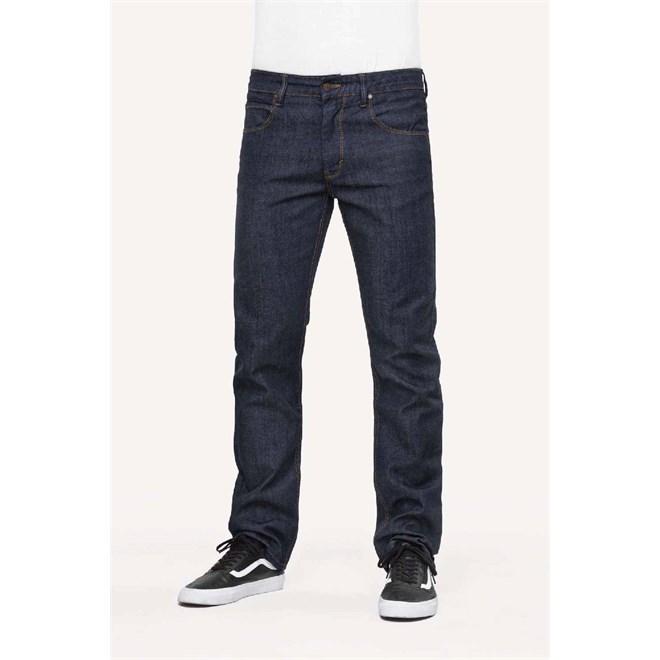 kalhoty REELL - Lowfly Raw Blue Raw Blue (Raw Blue)