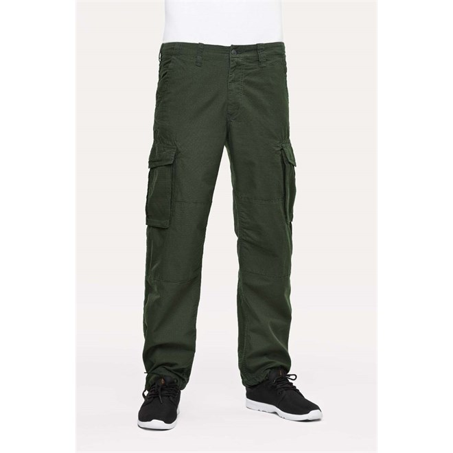 kalhoty REELL - Cargo Ripstop Forest Green Ripstop Forest Green (Ripstop Forest Green)