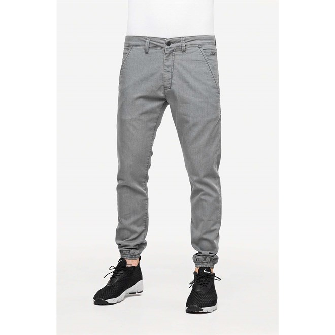 kalhoty REELL - Jogger  Premium Light Blue (PREMIUM LIGHT BLUE)