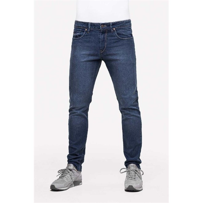 kalhoty REELL - Spider Mid Blue (MID BLUE)