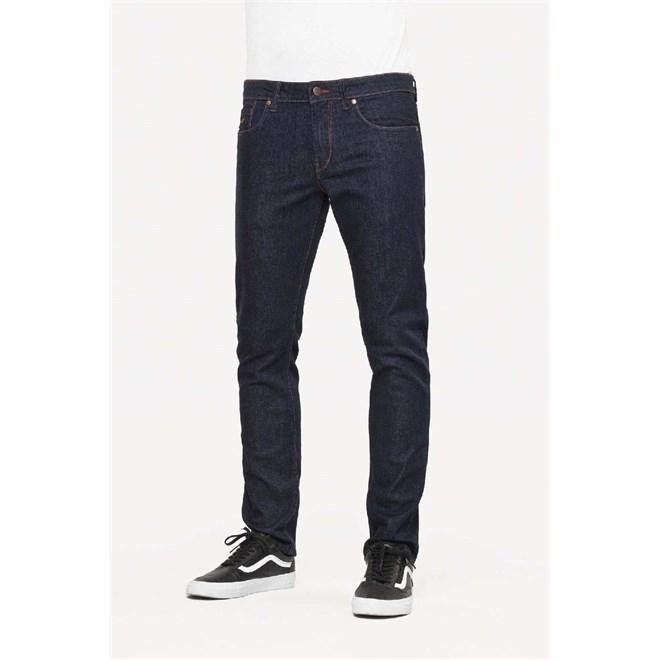 kalhoty REELL - Spider Raw Blue Raw Blue (Raw Blue)