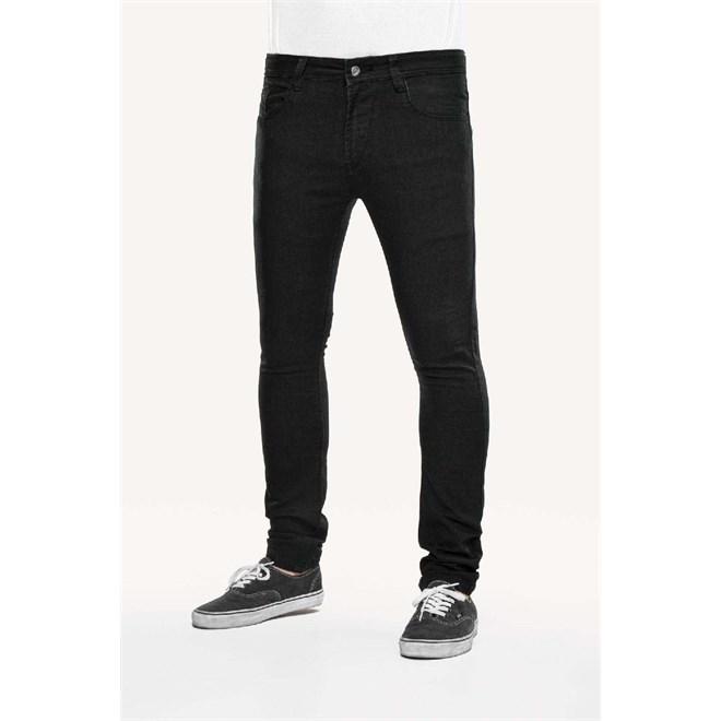 spodnie REELL - Radar Black (BLACK)