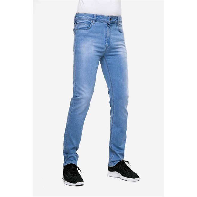 kalhoty REELL - Skin 2 Light Blue Wash (LIGHT BLUW)