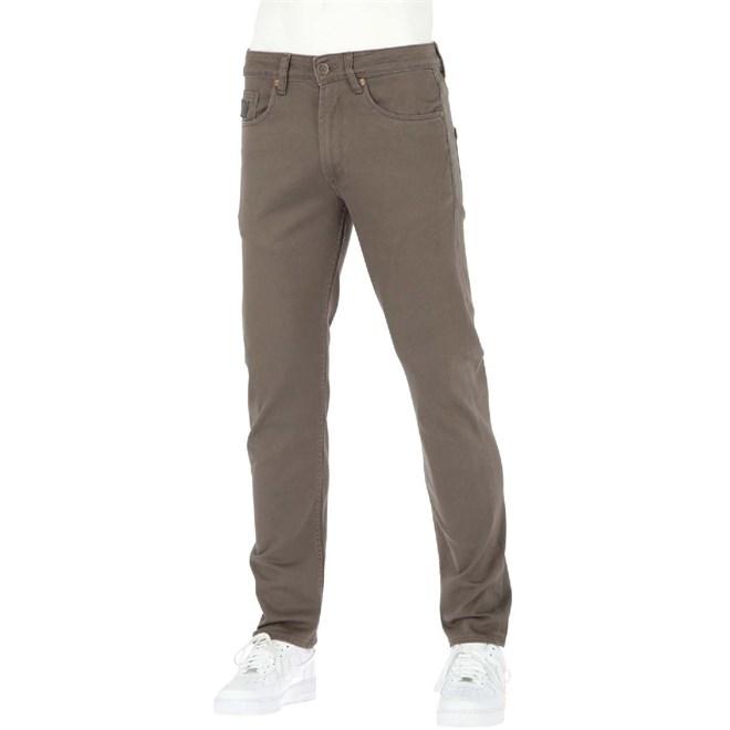 kalhoty REELL - Indie Grey Brown (GREY BROWN)