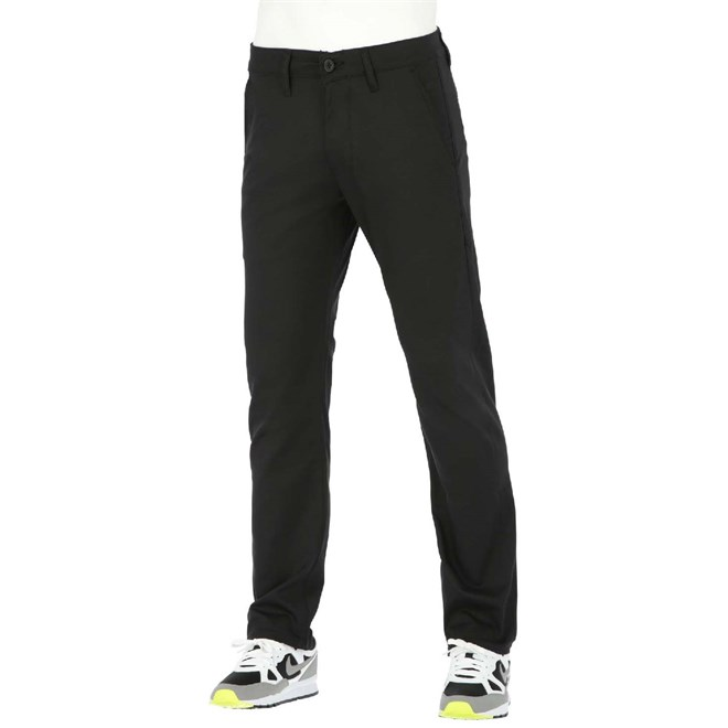 kalhoty REELL - Straight Flex Chino PC Black (PC BLACK)