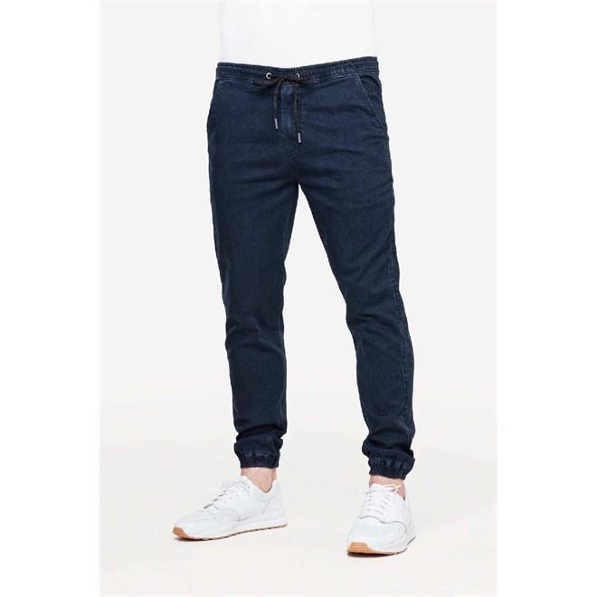 kalhoty REELL - Reflex Pant Blue Black (BLUE BLACK)