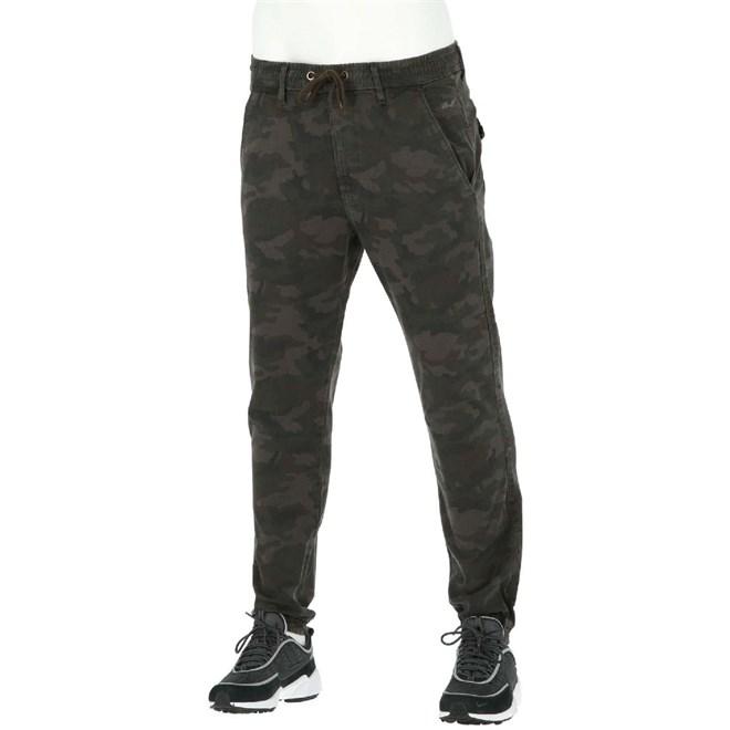 kalhoty REELL - Reflex 2 Black Camo (BLACK CAMO)