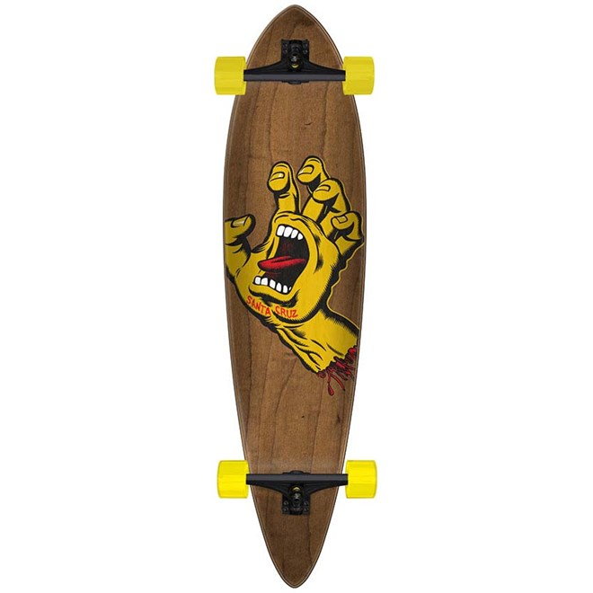cruiser SANTA CRUZ - Screaming Hand Cruzer Pintail (103998)