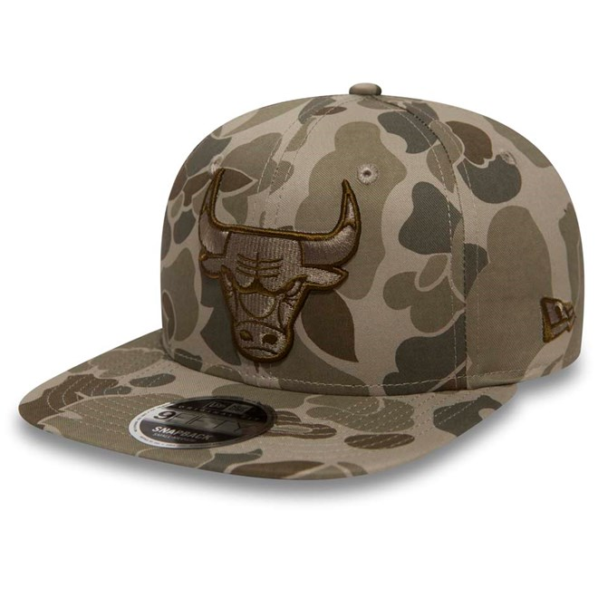 kšiltovka NEW ERA - 950 original fit NBA Camo CHIBUL (STCBLK ... d204f872c1