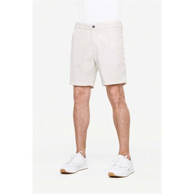 kraťasy REELL - Flex Chino Short Antique White (ANTIQUE WHITE)
