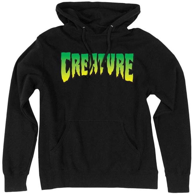 mikina CREATURE - Logo Hooded Sweatshirt (53282)