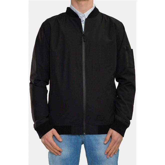 bunda REELL - Technical Flight Jacket Black (BLACK)