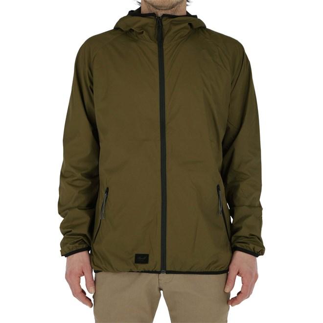 bunda REELL - Pack Logo Jacket Olive (160)