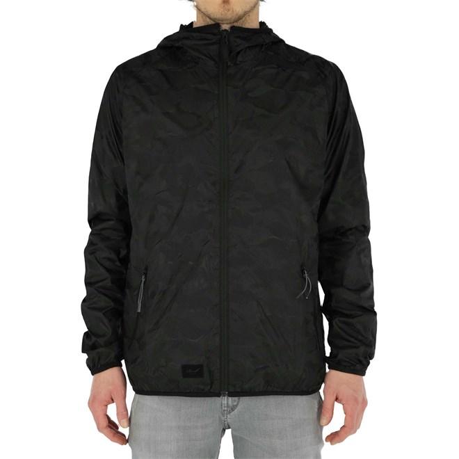 bunda REELL - Pack Logo Jacket Black Camo (120)