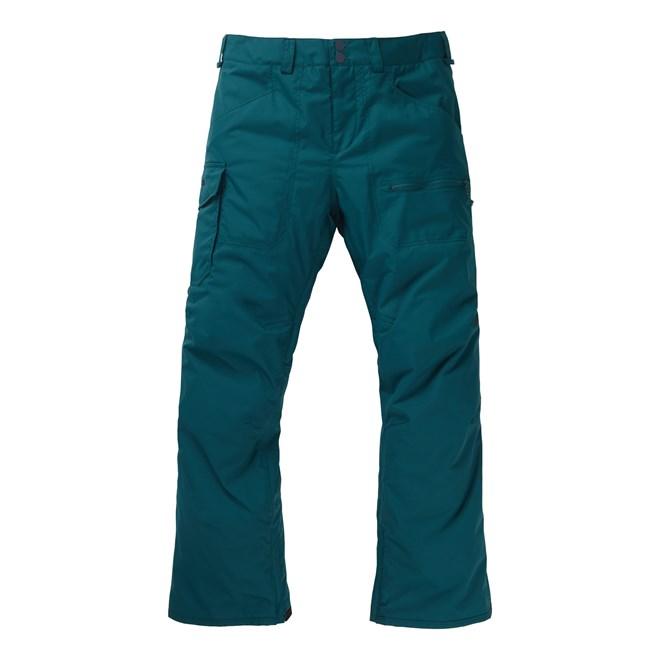 kalhoty BURTON - Covert Ins Pt Deep Teal (401)
